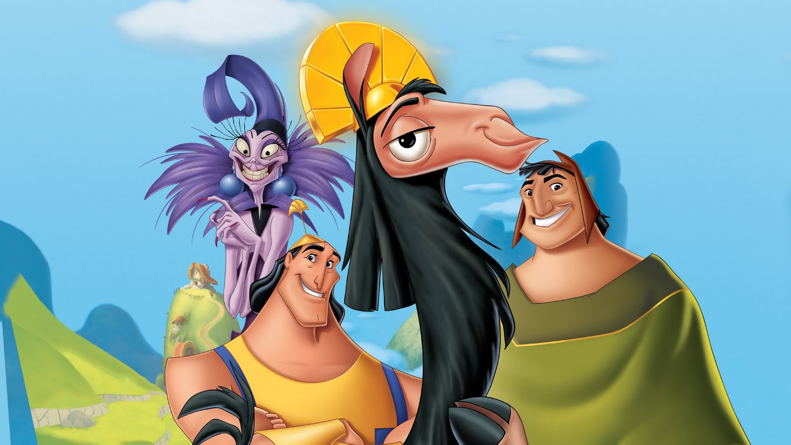 images emperors new groove