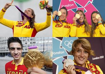 Spain London Olympics 2012