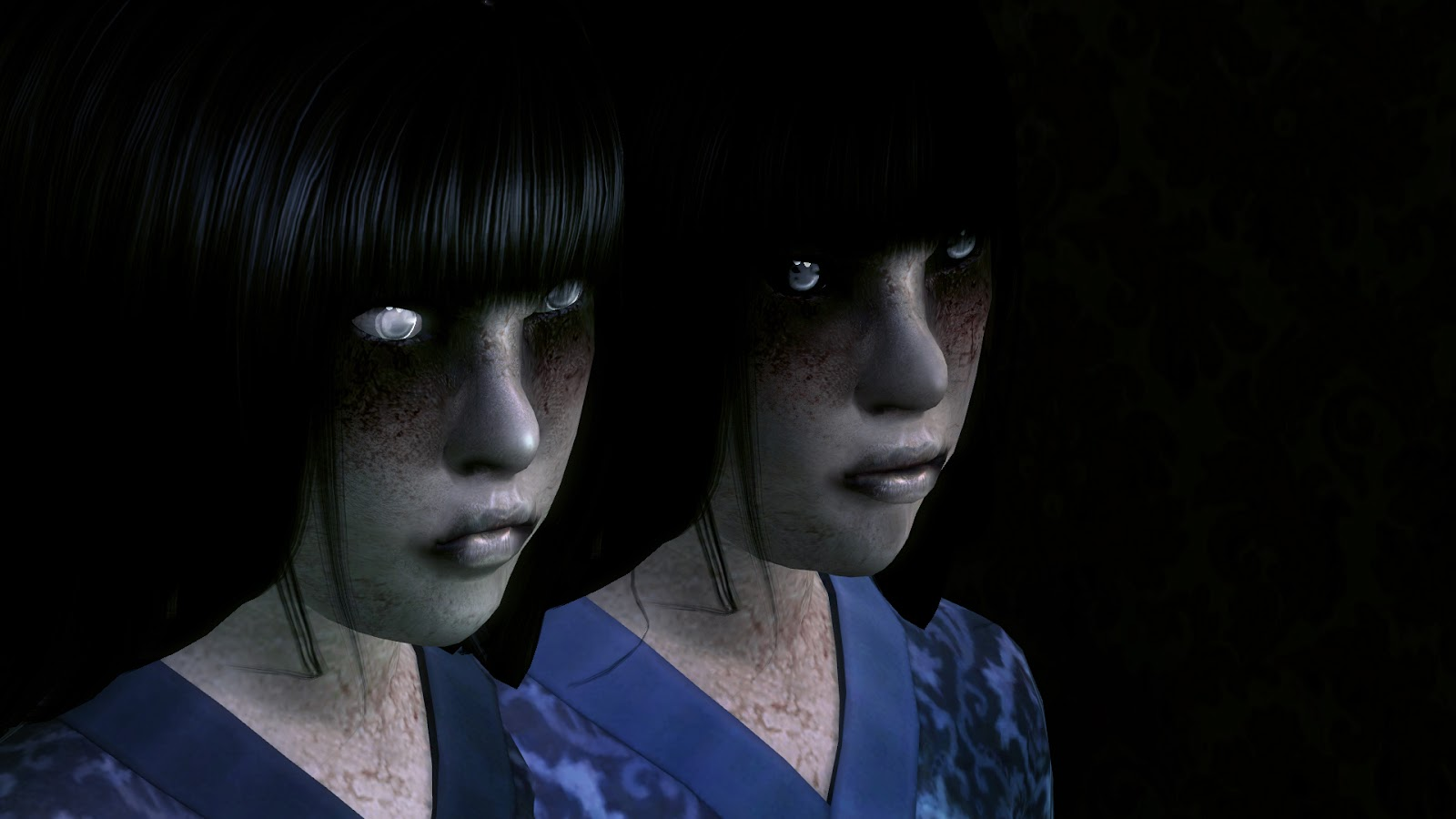 My Sims 3 Blog: Sims 3: Project Zero (Fatal Frame) 2 - Ghost Dolls ...