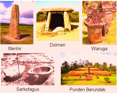 Sejarah : Peninggalan Hasil Kebudayaan Masa Praaksara