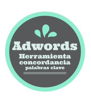 Herramienta para concordancia de palabras clave de Adwords