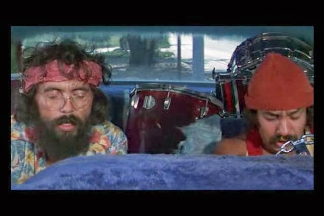 What we think and why the cheech and chong solution to the war on