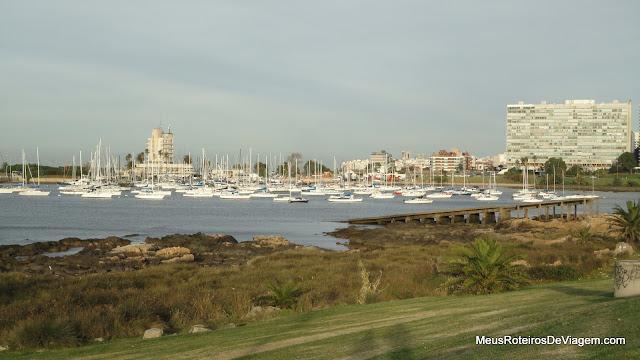 Puerto del Buceo - Montevidéu, Uruguai