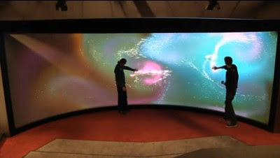 3D Touchscreen