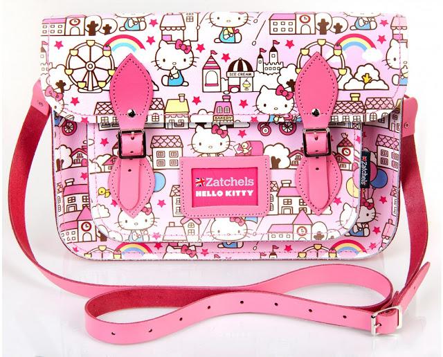Bolsa De Ombro Hello Kitty : My blah hello kitty satchel bags