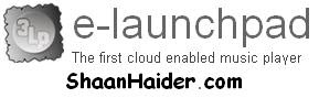 e-launchpad : First Cloud Music Player
