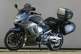 2011 Suzuki GSX1250FA