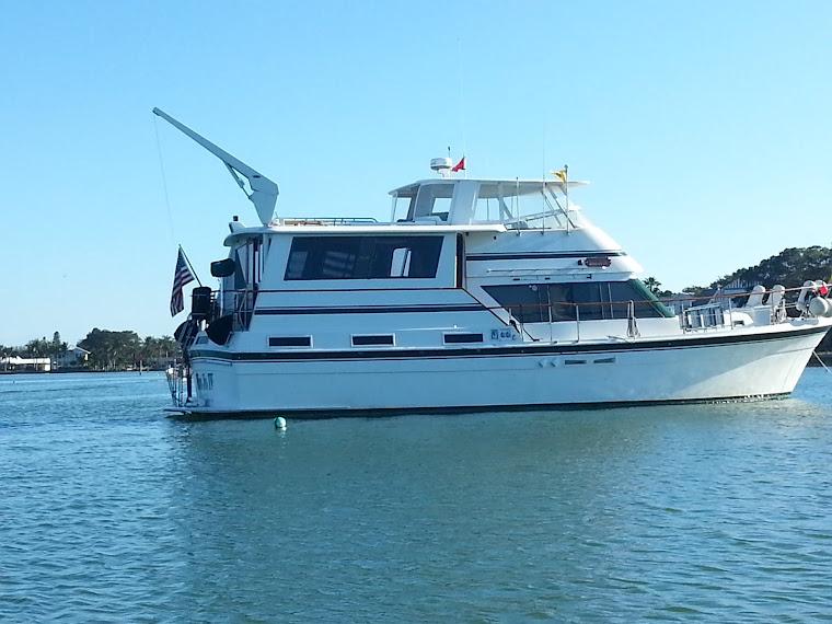 Kim Jo IV - 49' Gulf Star