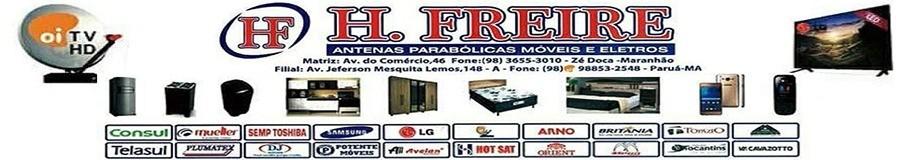 Visite H Freire em Zé Doca