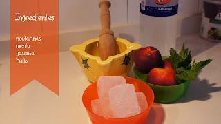 ingredientes refresco casero