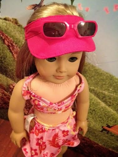 how to make a doll bathing suit no sew