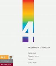 PROGRAMA CUARTO GRADO