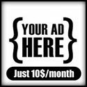 Place your 125x125ad on Find Me Similar for 10 $