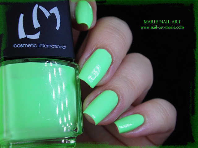 LM Cosmetic Green Apple Pop10