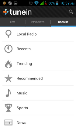 Tunein-radio-free-radio-for-android