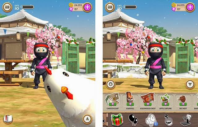 Clumsy Ninja Full Apk resimi 13