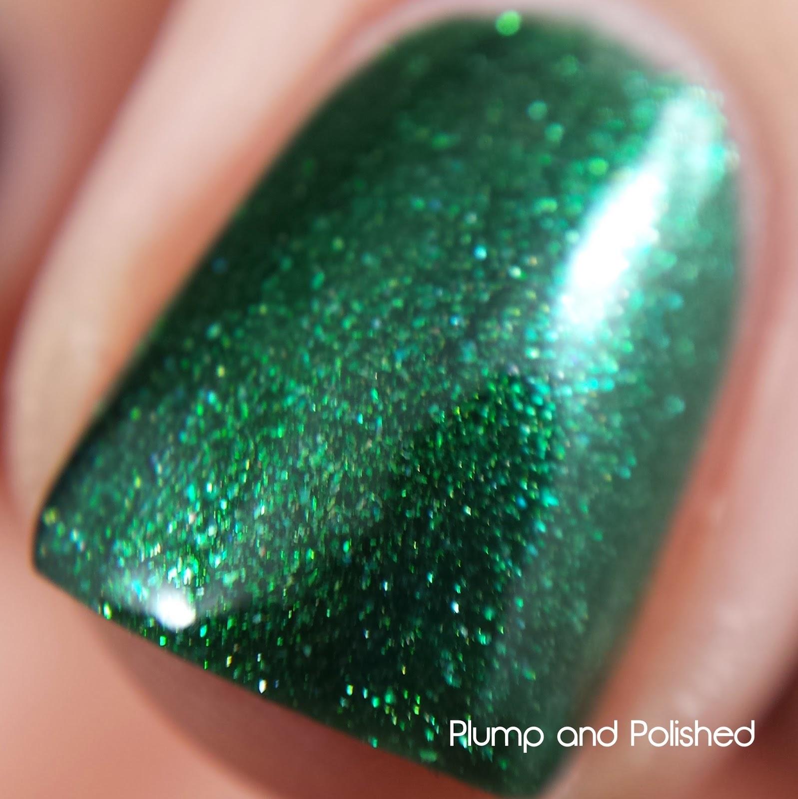 ellagee - Sparkling Gemstones: Glimmering Emerald