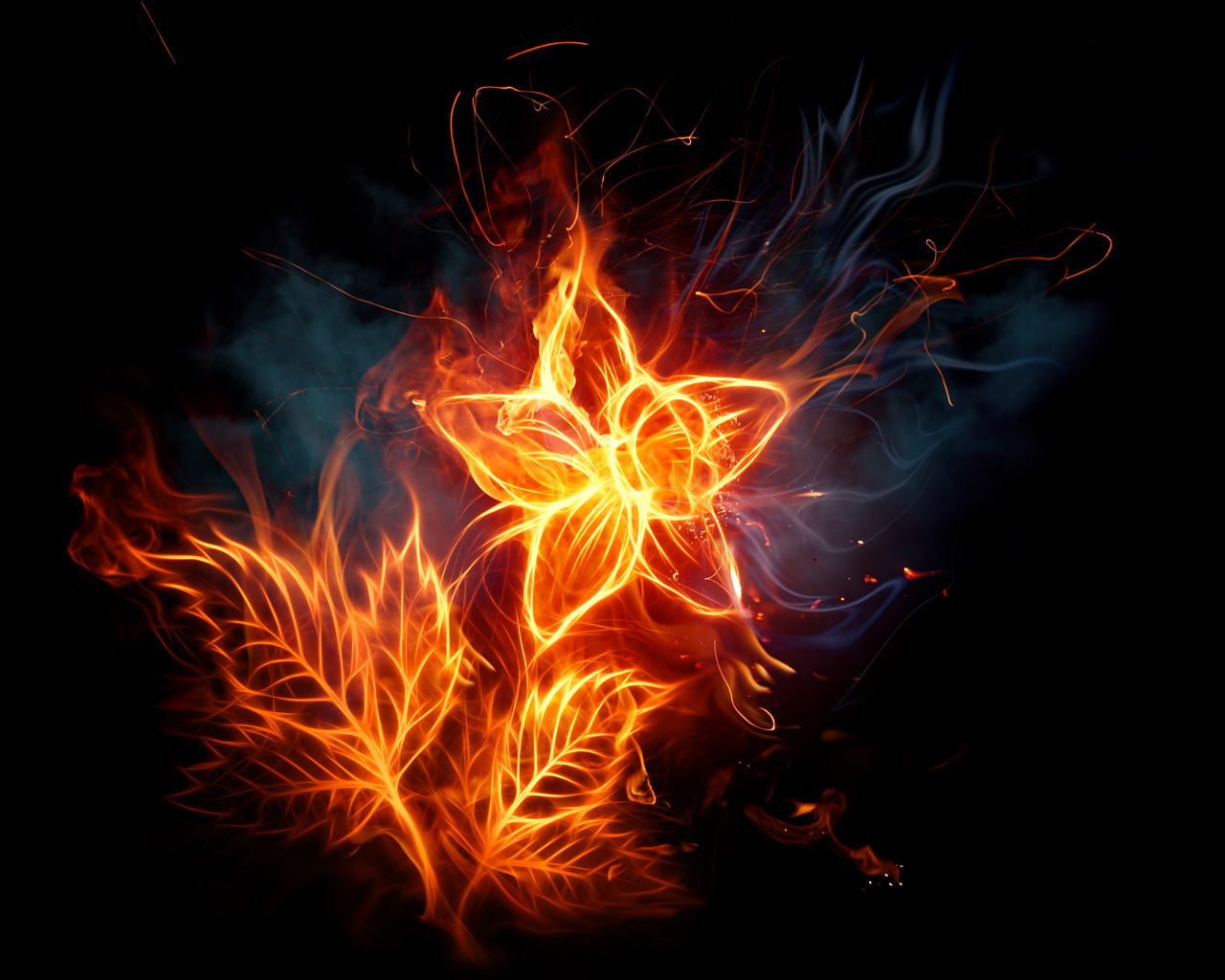 hd wallpapers desktop fire - photo #1
