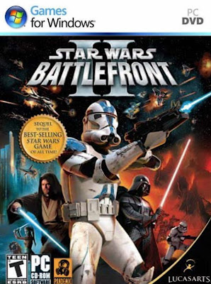 Star Wars: Battlefront II PC Cover