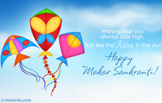 Makar Snkranti Wallpaper and Pictures: