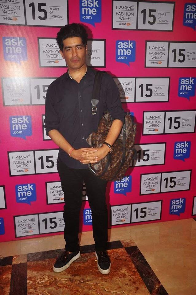Bollywood Celebs at LFW Summer Resort 2015