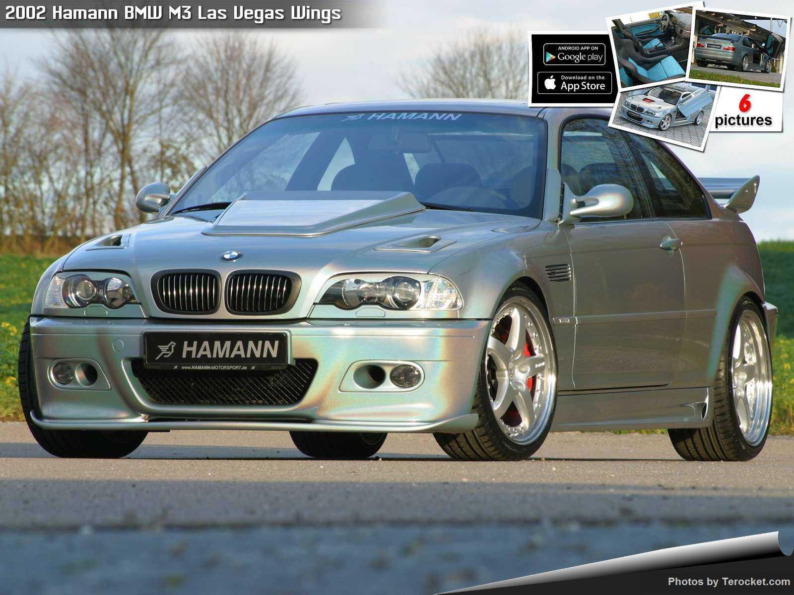 Hình ảnh xe ô tô Hamann BMW M3 Las Vegas Wings 2002 & nội ngoại thất