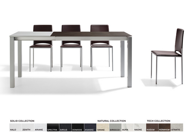 Mesas de cocina con dekton resistencia en el comedor cocinas ricardo - Fabricantes de mesas y sillas de cocina ...