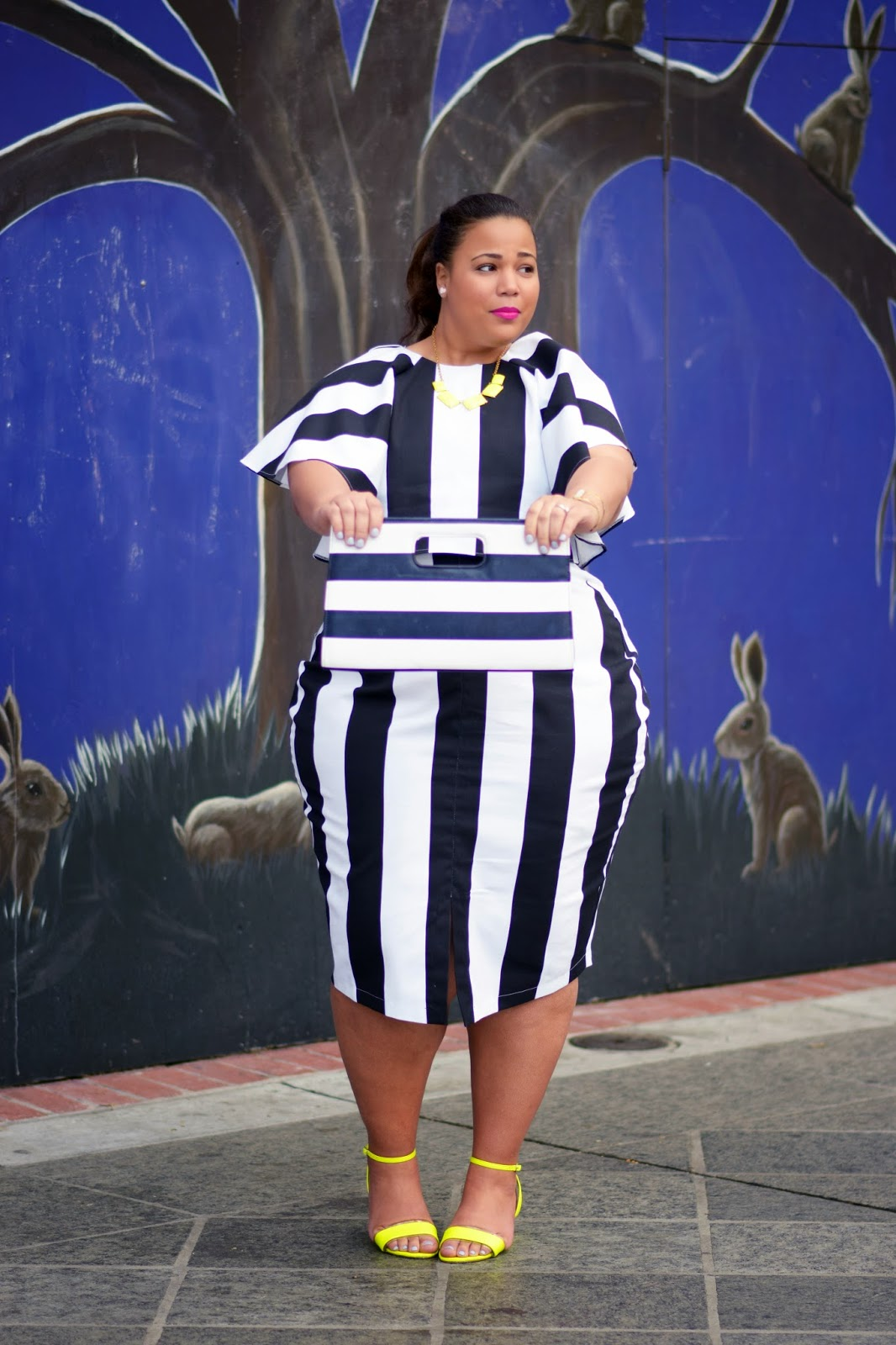 Solange Knowles style, Plus Size Celebrity Style