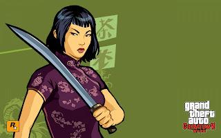 GTA Chinatown Wars HD Wallpaper