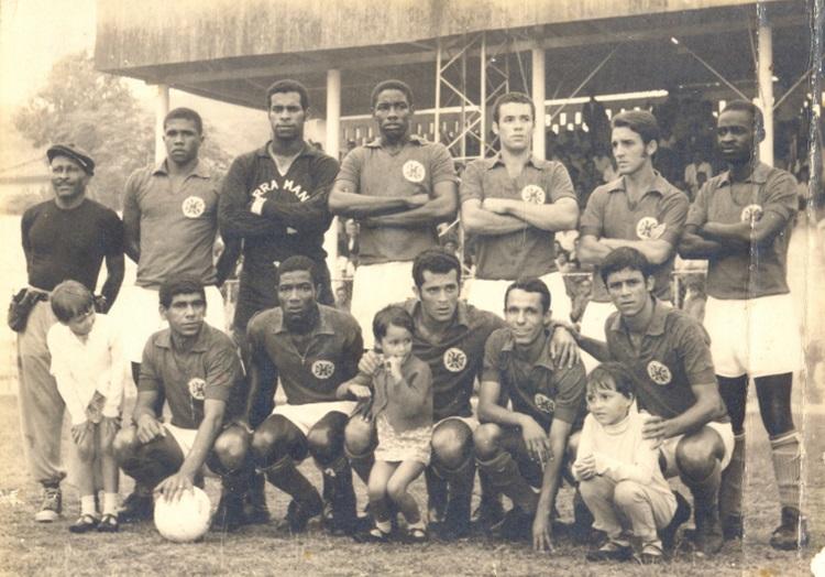 Resultado de imagem para clube barra mansa rj 1970