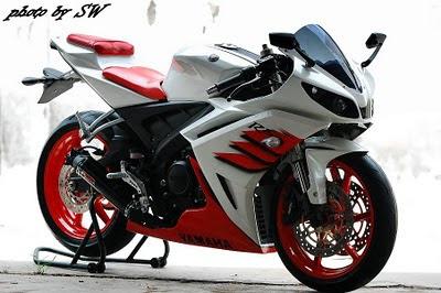 Modif Stang Yamaha New Vixion