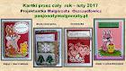 Karteczki u Ani -Styczeń 2017