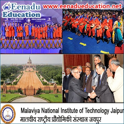Various Non Teaching posts in Malaviya National Institute of Technology Jaipur