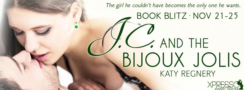 J.C. and The Bijoux Jolis Book Blitz