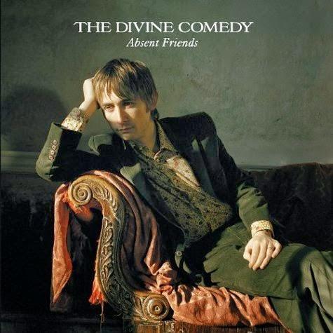 Portada de Absent Friends de Divine Comedy