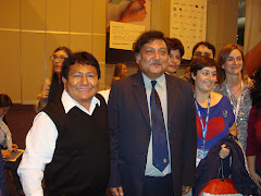 CON EL DR. SUGATA MITRA