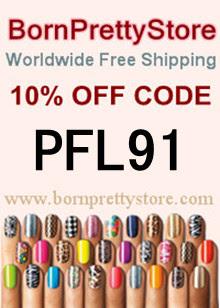 Compra en Born Pretty Store con descuento del 10% incluyendo el código