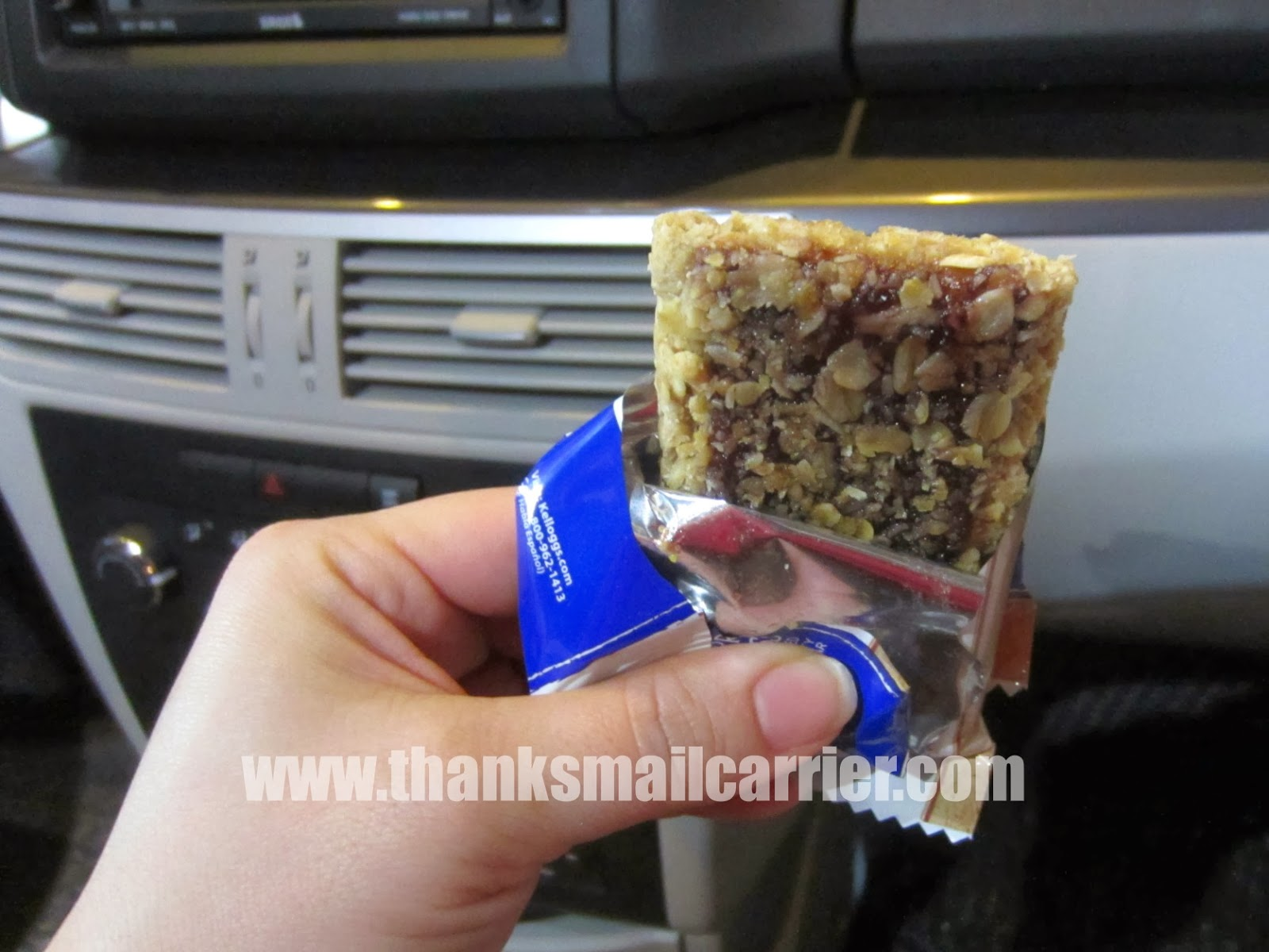 Nutri-Grain Fruit and Oat Harvest bars review