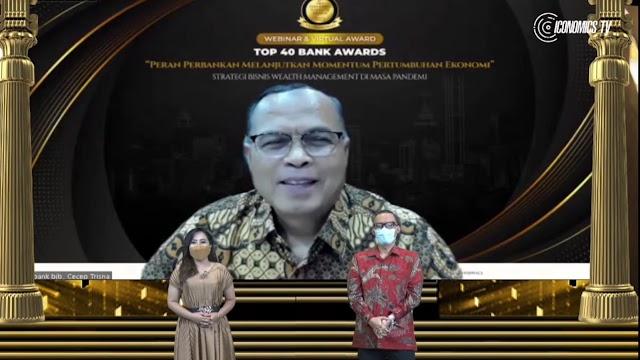 Top Bank Awards 2021, Bank bjb Raih Penghargaan Kategori Bank BUKU 3.