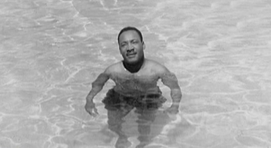Nifty Niblets That Time Paul Shaffer Went Swimming With Martin Luther King Jr
