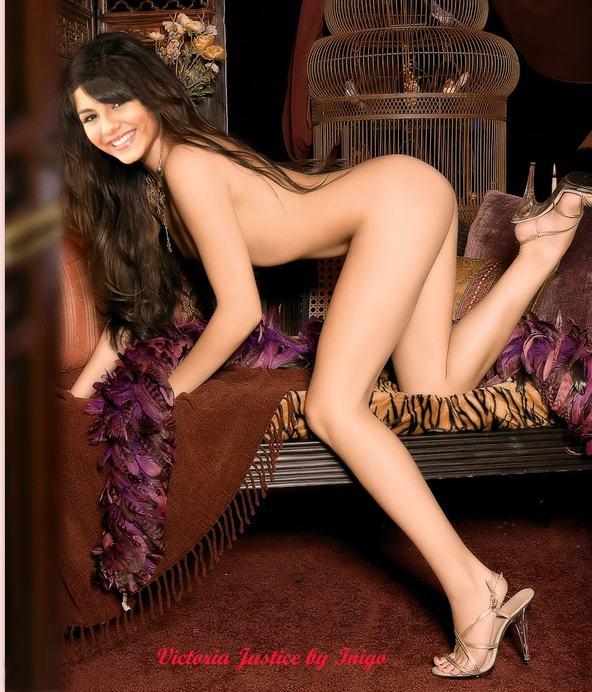 Fake Nude Victoria Justice with naked sex porn: victoria justice fake nude
