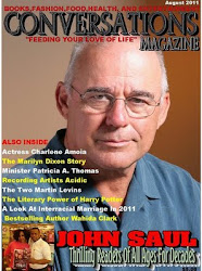 Get Your August 2011 Issue of Conversations Magazine Today!