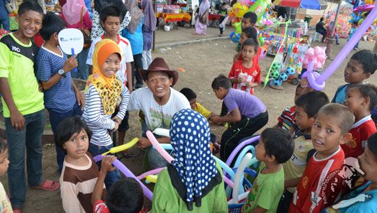 Pesta Wau Antarabangsa Kelantan, Tumpat