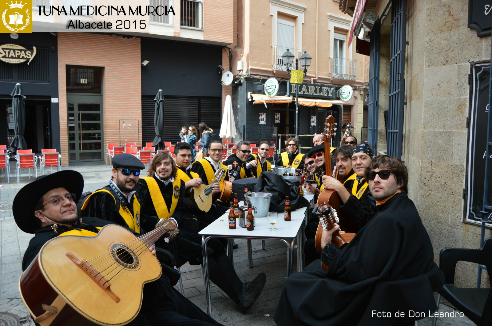 De cervezas por Albacete
