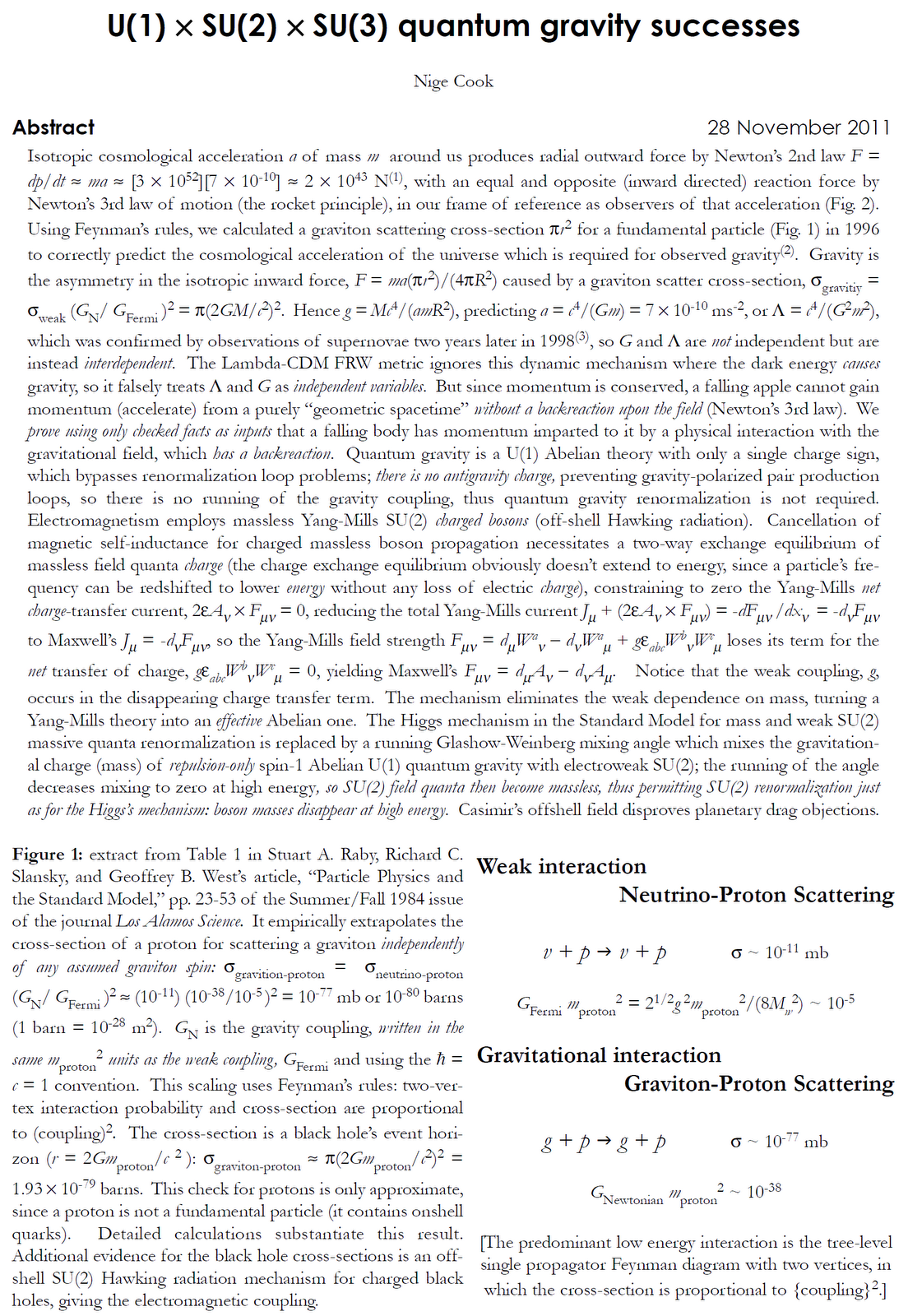 quantum theory research paper Quantum mechanics as quantum information (and only a little more) christopher a fuchs computing science research center bell labs, lucent technologies.