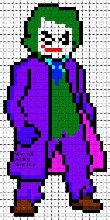 how to make minecraft pixel art templates