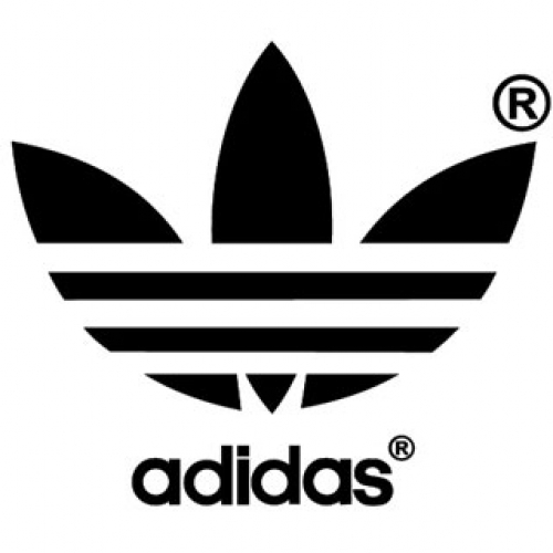 yellow adidas logo - photo #48