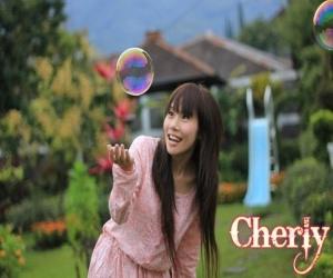 Cherly Yuliana Aggraini (Cherly Chibi) Bermain Gelembung