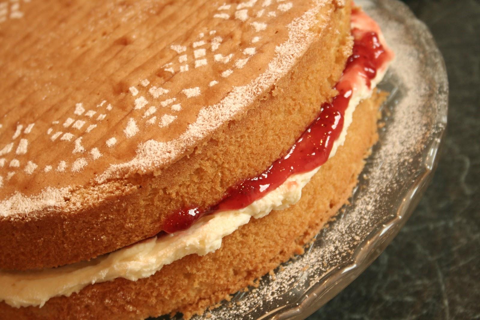 Classic Victoria Sponge Cake Recipe About
