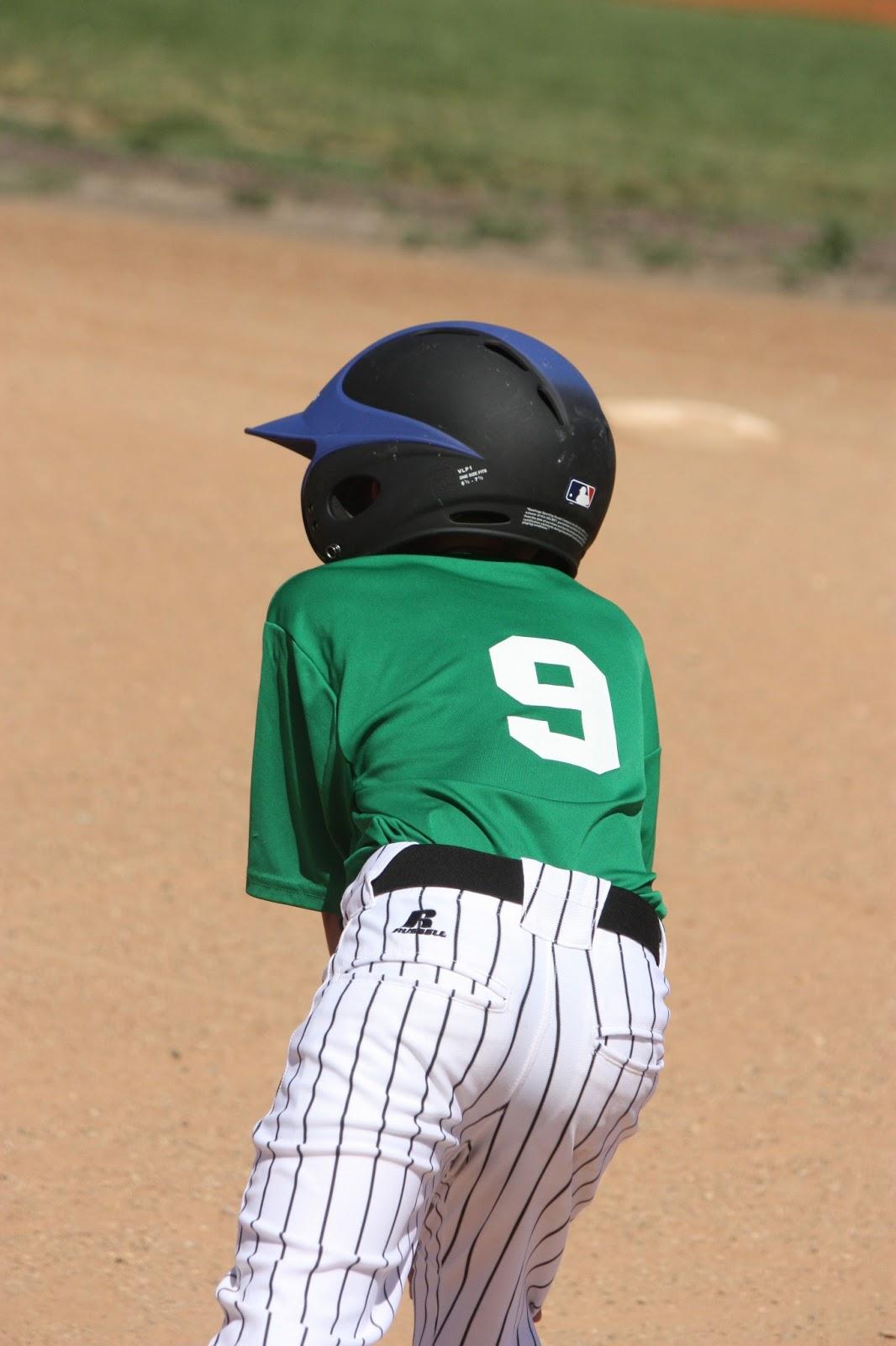 Baseball boys in baseball pants